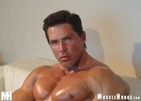 muscles hunks russian bodybuilder sergei lebov flexes his muscles jacks off cock muscle hunks pic group message