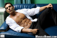 muscles hunks muscle hunks latin fitness model kevin ramos aka alan valdez strips strokes