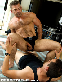 muscular gay men sex bruno bond man pass gallery