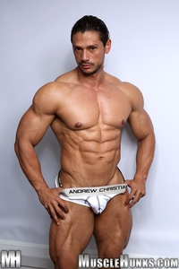 muscular gay men sex media gay bodybuilder
