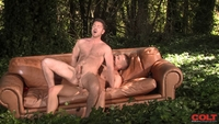 muscular hairy gay porn liam magnuson fucks hairy brayden forrester muscle ridge