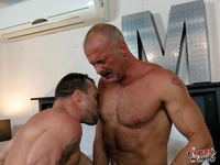 muscular hairy gay porn daddy raunch coach austin drew sumrok fucking muscle jock amateur gay porn hairy fucks younger bareback hard