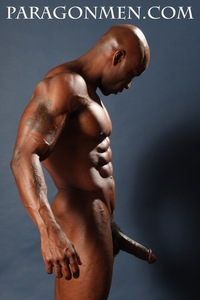 naked black guys big dicks hung black muscle stud xavier wood gets naked strokes his hard dick greg weiner paragon men pic page