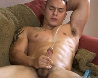 naked dudes guy cum gio vitale naked solo muscle