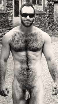 naked hairy men Pic
