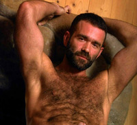 naked hairy men Pic men naked hairy beard sexy shirtless
