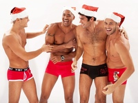 naked Italian men italian national waterpolo yamamay christmas