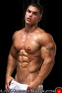 naked male bodybuilder naked bodybuilder ruben valdez live muscle show ripped strips strokes his hard cock torrent photo male models hunks studs jocks body builders