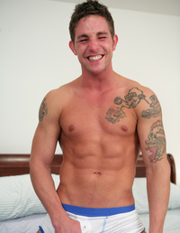 naked male hunks muscular straight hunk lance