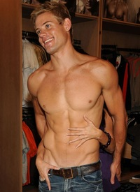 naked male hunks trevor donovan category hunk day page