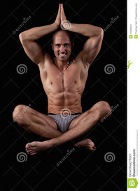 naked muscle mans sexy young muscle man relaxing stock