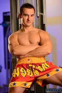 naked studs naked boxing studs david sweet michael troy colt studios photo