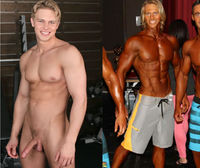 new black gay porn brady gay porn before after from jensen delicious piece beef jerky hair