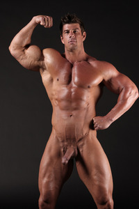 nude muscle man page
