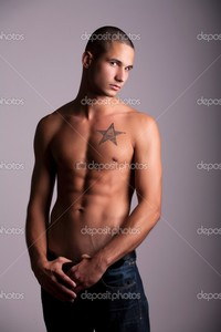 nude muscled men depositphotos semi nude muscular man stock photo