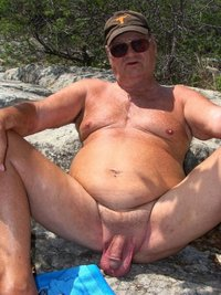 nude uncut men naked old men