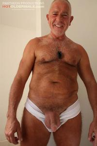 old gay man porn pics hot older male rex silver daddy hairy old jerking his thick cock amateur gay porn