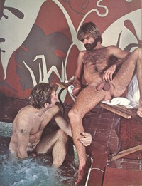 old gay porn bob blount vintage retro old school gay porn star hairy beard uncut cock uncircumcised foreskin hirsute motorcycle sucking grandpa ugliest