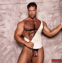 photos of gay porn carl hardwick posing solo gay porn shoots colt studio group flashback friday