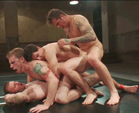 pic of gay fucking gay foursome fucking scene