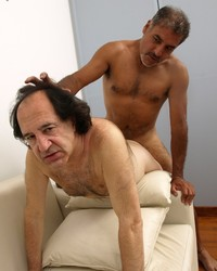 pics gay men fucking cruising older interracial gay old men fuck each