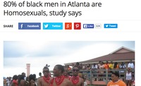 pictures of gay black men black men atlanta are homosexuals study says tmzworldnews percent gay