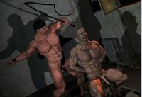 porn gay bodybuilders whip page
