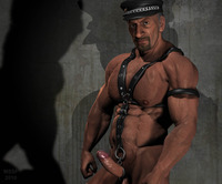 porn gay bodybuilders leather page