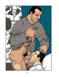 porn gay comic gallery yaoi gay comics page
