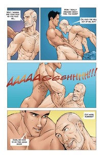 porn gay comic chaz body workout page