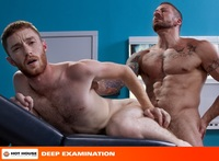 porn photos gays hothouse red head ginger hunk seamus oreilly muscled doctor hugh hunter physical underwear huge cock ass hole rimming fucking cocksucking gay porn star video gallery photo heads