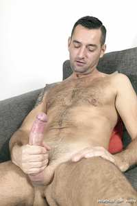 porn Picture gay big cocks world men chris adam uncut cock jerk off masturbation amateur gay porn hairy sexy stud fingers his ass plays huge