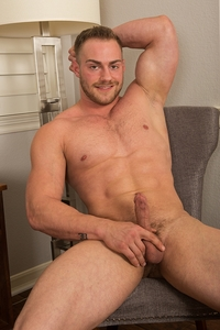 randy blue gay porn seancody sexy bearded muscle hunk brock strips naked ripped abs shaped chest huge dick bouncing jerking hard erect cum shots gay porn video porno nude movies pics star photo sean cody