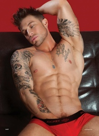 real gay men naked duncan james gay times magazine