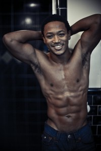 sexy black guys shirtless romeo shirtless
