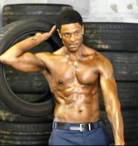 sexy black guys shirtless pooch hall black male celeb nude celebs pics shirtless actorsexposed djimon hounsou