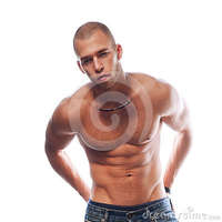 sexy bodybuilder man sexy muscle man men shirtless bodybuilder rose photos perfect male