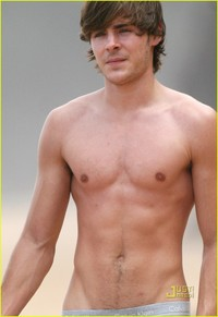 sexy com gay zac efron treasure trail sexy abs