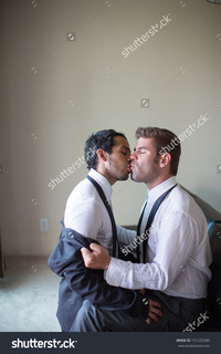 sexy com gay stock photo sexy gay couple suits pic