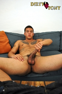 sexy guys with big cocks sexy tattooed latino joey rico young nude boy twink strips naked strokes his hard cock torrent photo video page