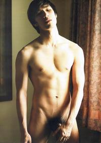 sexy nude guy asian guy random hotness attachment
