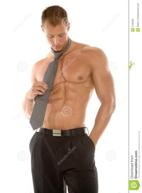 sexy pics man sexy man thinking royalty free stock