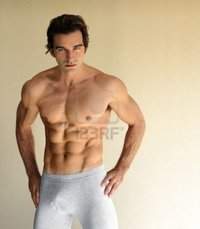 sexy pics man curaphotography body portrait sexy young man boxer brief underwear photo wet muscular wrapped towel isolated white