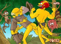 simpson gay porn famoustoons moresimpsons originals simpsons