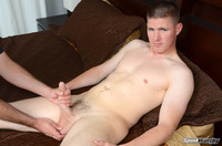 straight gay porn Picture spunkworthy eli straight marine gets hand fleshlight from guy amateur gay porn