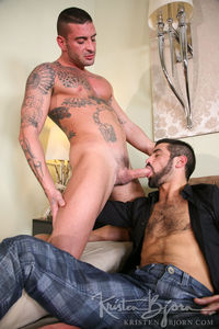 straight men amateur otelo sigano cruz kristen bjorn gay porn cock buffet brought hard dicks sliding ass cracks