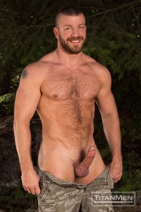 suck dick gay porn titanmen outdoors gay woods hunter marx trent davis sucks muscle cock stroking rimming butt man hole hairy pecs fucking tube video porn gallery sexpics photo back bare dubya grab