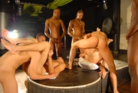 the biggest cock in gay porn galls staxus gang bang some biggest cocks