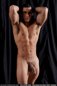 the biggest cock in gay porn topher dimaggio flong chariots biggest cock