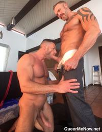 titan gay porn bruce beckham gay porn star sucking dallas steele titanmen titan men